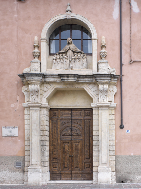 entrance campus mantova politecnico di milano