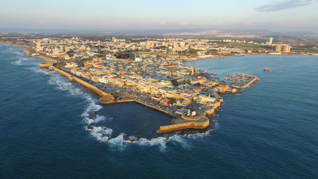 ACRE ISRAEL SURVEY AND MUSEALIZATION ADAMI PALTERER MANTOVALAB
